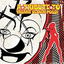 A Tribute to Icp (Insane Clown Posse) by Murder City No Stars (CD, Aug-2005, Big Eye Music)