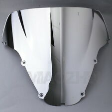 Chrome Windscreen Windshield Screen Protector For Honda CBR 929 900RR 2000-2001