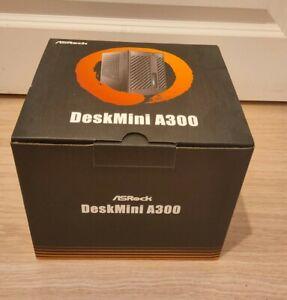 AsRock DeskMini A300 BareBone No Drive/RAM/CPU/Os