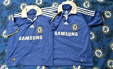 Chelsea Football Club Official Adidas Football Shirts (2) (Youths 9-12 Years)