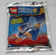 Lego Ritter Nexo Knights Set - Hovercraft foil pack Limited Edition Polybag Neu