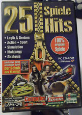 PC - Games 25 Spiele Hits