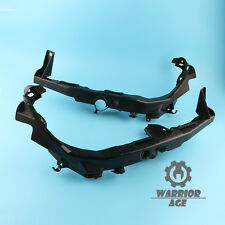 Qty 2 Left & Right Sides Headlight Support Bracket For BMW 3 Series 320i 328i