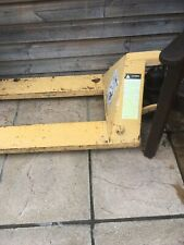 pallet truck used