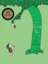 The Giving Tree by Shel Silverstein (2014, Hardcover, Anniversary, Special)
