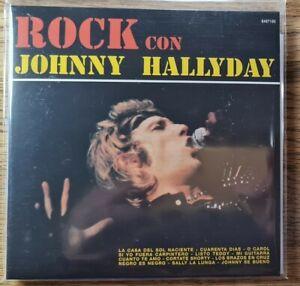 Johnny Hallyday - Rock Con Johnny Hallyday CD 2019 édition limitée Neuf