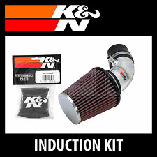 K&N Typhoon Performance Air Induction Kit - 69-2020TP - K and N High Flow Part