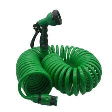 10M/35ft - Expandable Garden Hose Pipe Spray Gun Watering Gun Plants Car Wash