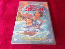 Lilo & Stitch (DVD, 2002)