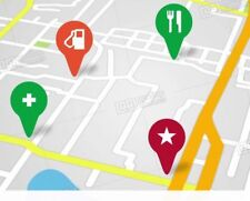 Mappe Navigatore Autoradio Cinesi Win ce Europa Italiano Multilingua 2018