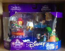 """Disney Magic Kingdom Magical Miniatures Peter Pans Flight Playset """"Polly Pocket"""""""