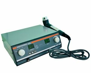 Ultrasonic Therapy Machine 1-Mhz Suitable Underwater, CE Approved machine unit