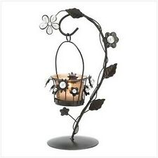 Lot 10 Flower Candelabra Small Candle Holder Wedding Party Centerpieces