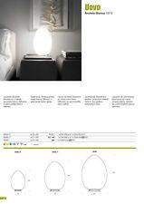 YYY-Diffusore bianco - Vetro di Ricambio x FONTANA ARTE-UOVO -Ø 43x62 cm-GRANDE