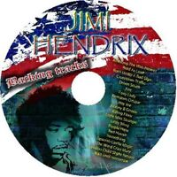 JIMI HENDRIX GUITAR BACKING TRACKS CD BEST OF GREATEST HITS MUSIC PLAY ALONG MP3