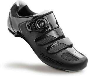 Specialized Ember Women's Road Cycling Shoes, US 10.5/EU 42, Black, 61015-35