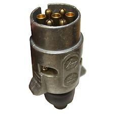 Metal Plug 7 Pin