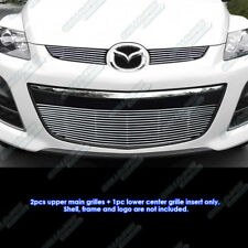 Fits 2010-2011 Mazda CX-7 Billet Grille Combo Insert