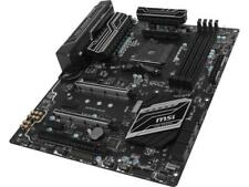 MSI X370 SLI PLUS AM4 AMD X370 ATX Motherboards - AMD - Retail
