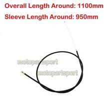 """43"""" Brake Cable For Chinese 2 Stroke 47cc 49cc Mini ATV Quad Dirt Pocket Bike"""