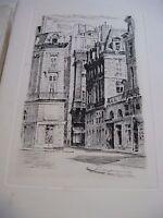 ANDRE SALMON IMAGES VIEUX PARIS 1951 Illustré SAMSON ENVOI Signé ArchesEMBOITAGE