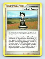 Marley's Request 87/100 Non-Holo Stormfront Pokemon Card ~ LP