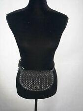 Steve Madden Women's Woven Belt Bag A-024