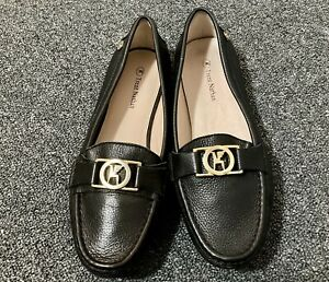 Trent Nathan Flat Shoes Black