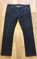 BURBERRY Brit Steadman mens jeans gray sz 36 x 28 VGUC