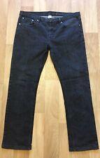 BURBERRY Brit Steadman mens jeans grey sz 36 x 28 VGUC