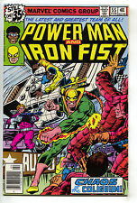 Power Man And Iron Fist 55 Marvel 1979 NM Luke Cage Heroes For Hire