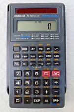 Casio fx-260 Solar Scientific Calculator Fraction