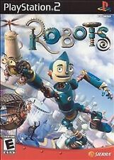 Robots (Sony PlayStation 2, 2005) BRAND NEW FACTORY SEALED