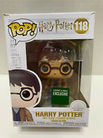 FUNKO POP! HARRY POTTER #118 HARRY POTTER WITH 2 WANDS BARNES & NOBLE EXCLUSIVE