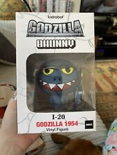 Kidrobot GODZILLA Bhunny Vinyl Figure & Paw Loot Crate Exclusive NEW