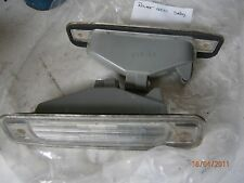 ROVER 400 S REG NUMBER PLATE LIGHT