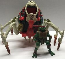 VINTAGE 2006 PLAYMATES SPIDER TEENAGE MUTANT NINJA TURTLES FIGURE Attack Crawler