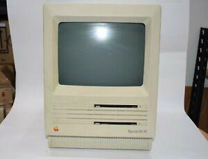 Macintosh SE M5010 Dual 800k Working Computer 4 MB, DUAL FLOPPY 1987 WORKING! M6