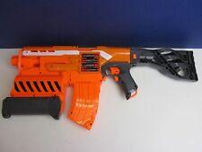 Gran Nerf Elite 2 en 1 Pistola De Juguete De Dardos automático de incendio demoledor falta cubrir 825