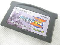 Gameboy Advance Nintendo ROCKMAN ZERO 1 Megaman Cartridge Only gbac