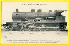 cpa Transport Chemin de fer Train LOCOMOTIVE 1912 à BELFORT Machine N° 230-798