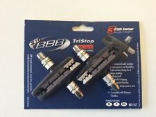 BBB TriStop Brake Shoe Set - Set of 4 - Part BBS-16T - Triple Contour