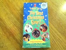 Wee Sing The Best Christmas Ever! A Happy Holiday Musical (1990) VHS 20 songs