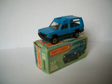 Matchbox Superfast 37e Matra Rancho con embalaje original