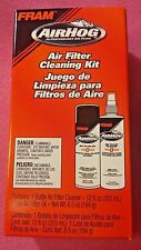 Fram AIRHOG PK1, Air Filter Cleaning Kit, K&N Compatable ~ Free Shipping