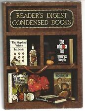 Readers Digest Condensed Book 1st ED 93,VOLUME 1* 1973,Hardcover Book