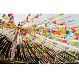 20 Flags Tibet Tibetan Prayer Flags Buddhism Tibetan Prayer Flag Wind Horse