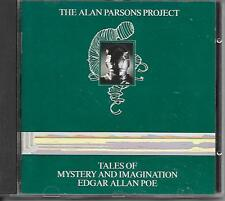 ALAN PARSONS PROJECT - Tales of mystery and imagination CD 11TR West Germany