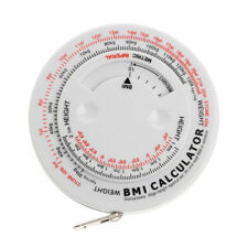 Calculator Measure Tools Retractable Tape BMI Body Mass Index Weight Loss Tool
