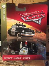 Disney Pixar Cars Sheriff Mattel 1.55 Scale BNIB